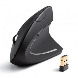 Mouse Anker Vertical Inalámbrico Uso Ergonómico