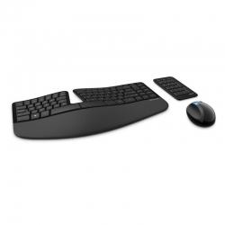 Teclado y Mouse Microsoft Sculpt Ergonómico 2.4GHz