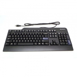 Teclado Lenovo Preferred Pro USB 2.0 Inglés Negro