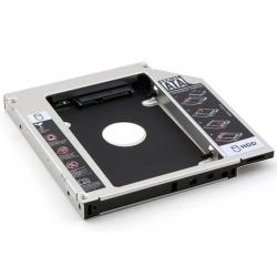 Encapsulador Genérico Puerto DVD para 2.5' SSD