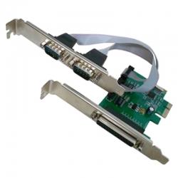 Tarjeta PCI Agiler 5325 1P Paralelo 2P RS-232