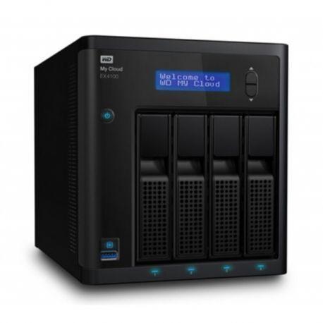 NAS Western Digital My Cloud EX4100 4 HDD 4TB