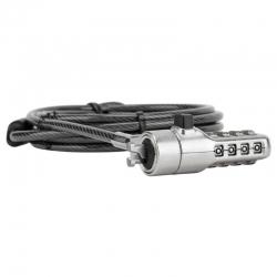 Cable Seguridad TARGUS Asp86Rgl 3 en 1 Universal