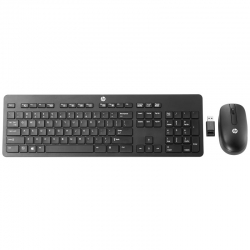 Combo Teclado y Mouse HP Business Slim Inalámbrico
