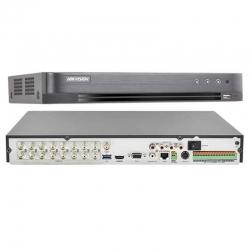 DVR Hikvision DS-7216HUHI-K2 16CH + 16CH IP 8MP