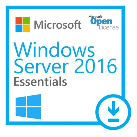 Microsoft Windows Server 2016 Essentials 1-Servidor