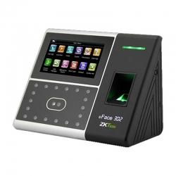 Reloj Biométrico ZKTeco uFace302 Rostro Huella