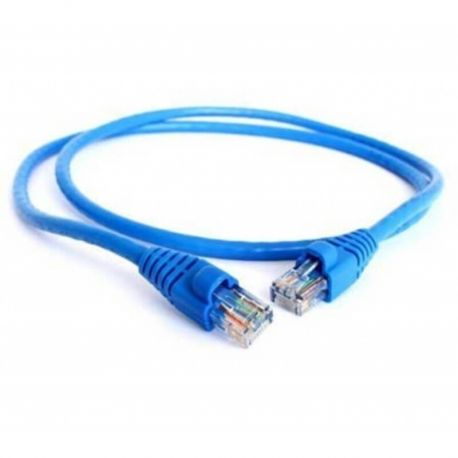 Patch Cord UTP Nexxt 3 Ft RJ45 Cat6E Azul