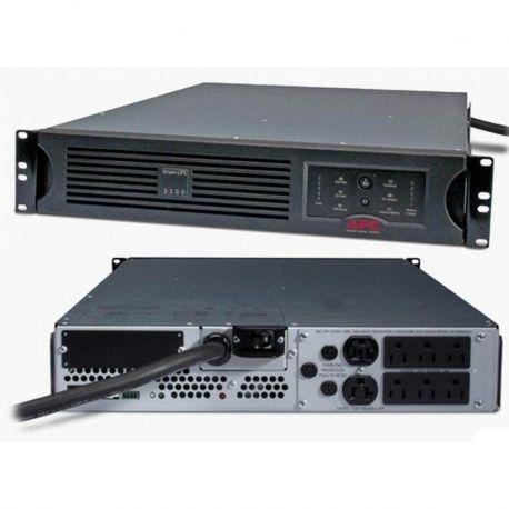 APC Smart-UPS 2200VA RM 2U USB&Serial UPS