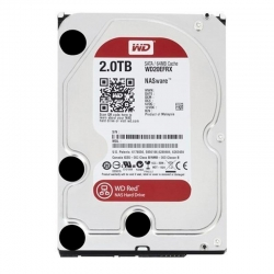 Disco Duro Western Digital Red 2TB 3.5' SATA 64MB