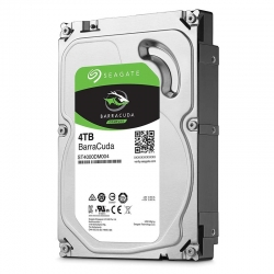 Disco Duro Seagate Barracuda 4TB 3.5' SATA 6Gb/s