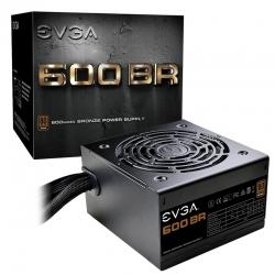 Fuente de Poder EVGA 100-BR-0600-K1 80 PLUS Bronze