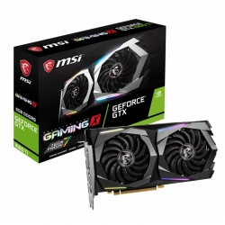 Tarjeta de Video MSI Geforce GTX1660 GAMING X 6GB