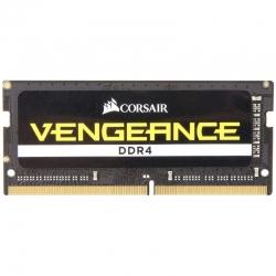 Memoria RAM Corsair 4GB DDR4 SODIMM 2400MHz 1.2V