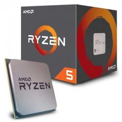 Procesador AMD Ryzen 5 2600X AM4 3.6Ghz 6 Núcleos