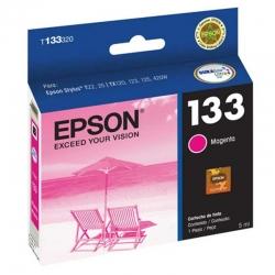 Cartucho de Tinta Epson 133 Magenta Original 5ml