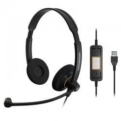 Headset Sennheiser SC 60 ML USB Certificado Skype