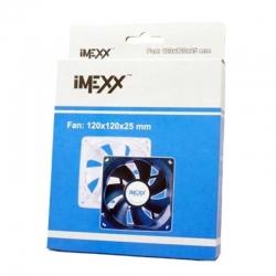 Ventilador IMEXX 20521C 120mmx120mm LED Torre