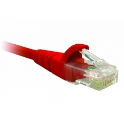 Patch Cord TEKLINK UTP CAT6 A Rojo 0.91m RJ45