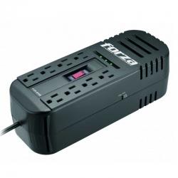 Regleta Forza FVR-2201 2200VA/1100W Ethernet LED