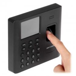 Reloj Biométrico Hikvision DSK1T802EF TCP / Wi-Fi