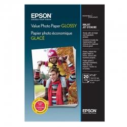 Papel Fotográfico Epson S400032 Brillante 20 hojas