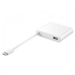 Adaptador Huawei Conector USB tipo C a VGA/Hdmi