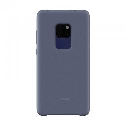 Estuche para Celular Huawei Mate 20 Azul Silicona
