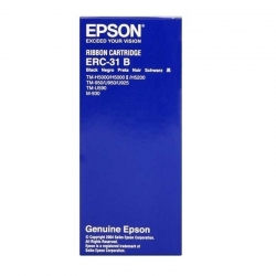 Cinta de Impresión Epson ERC-31B Negro Original