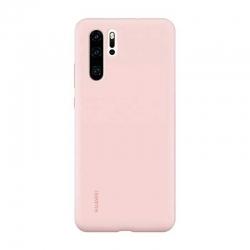 Estuche para Celular Huawei P30 Pro Rosa Silicona