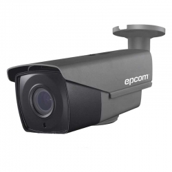 Cámara Epcom Bullet 1080p 2.8-12mm Motorizado IR40