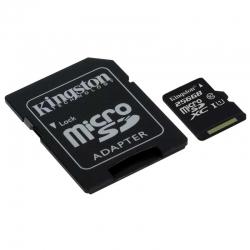 Tarjeta MicroSD Kingston SDC10G2/128GB 128GB UHS-I