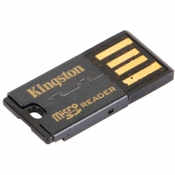 Adapatador USB Kingston FCR-MRG2 para Micro SD