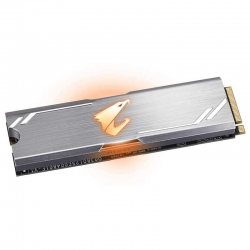 SSD Gigabyte Aorus Hot-Swap 256GB NVMe M.2 2280