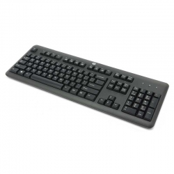 Teclado HP QY776AA USB 2.0 Español Windows 10