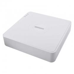 DVR Epcom 1080p Lite Pentahíbrido 4CH H.264+ 1HDD