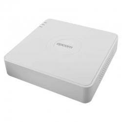 DVR Epcom 1080p Lite Pentahíbrido 8CH 2 IP 1HDD