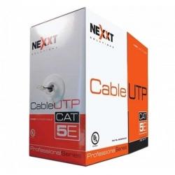 Caja de Cable Nexxt 798302 UTP Cat5E Gris 304.8m