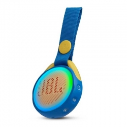 Parlante JBL JR Pop Bluetooth Portable Azul 600mAh