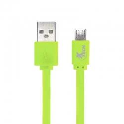 Cable USB Xtech XTG-211 5 Pin Micro USB Tipo B 1m