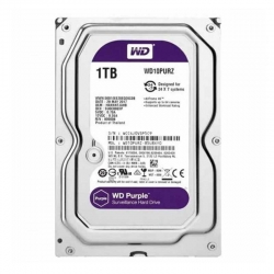 "HDD Western Digital Purple 1TB 64Mb 3.5"" 5400Rpm"