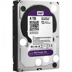 HDD Western Digital Purple 4TB 64MB 3.5' 5400Rpm