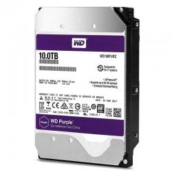 HDD Western Digital Purple 10TB 256MB 3.5' 5400Rpm