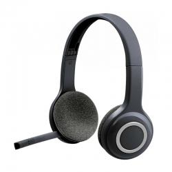 Headset Logitech H600 Inalámbrico hasta 10m Negro
