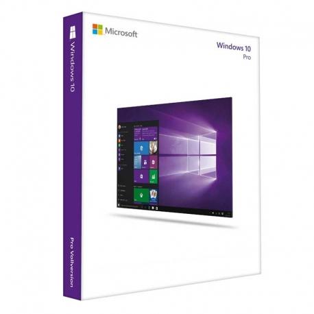 Licencia Microsoft FQC Windows 10 Pro 32 / 64-Bit