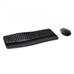 Combo teclado y Mouse Microsoft Sculpt Confort