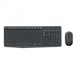 Combo Teclado Mouse Logitech MK235 Inalámbrico
