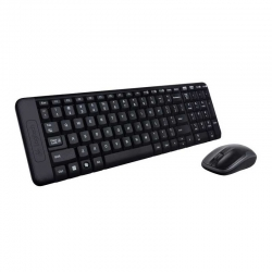Combo Teclado Mouse Logitech MK220 Inalambrico