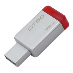 Memoria USB Kingston DT50 32GB USB 3.0 Metálica