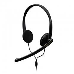 Headset Microsoft Life Chat LX-1000 3.5mm 2.0Skype